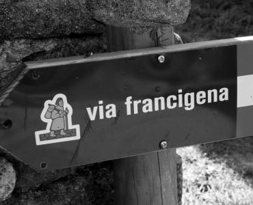 itinerario via francigena