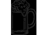 disegno boccale di birra