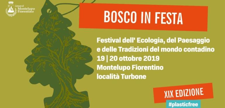 XIX Bosco in Festa a Montelupo Fiorentino Località Turbone
